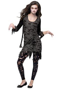 Disfraz de Muerto Viviente para adolescente