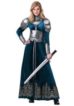 Disfraz de guerrera medieval para mujer