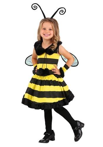 Disfraz de abejorro deluxe para niños pequeños