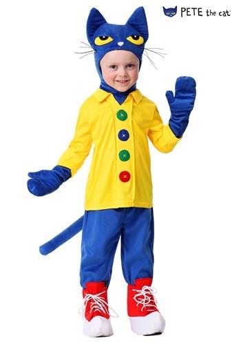 Disfraz de Pete the Cat para niño pequeño