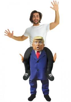 Disfraz Presidencial de montar para adulto