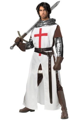Disfraz de hombre de las cruzadas talla extra para hombre