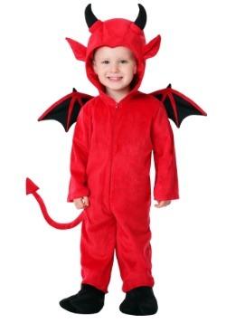 Disfraz de diablo adorable para niños pequeños