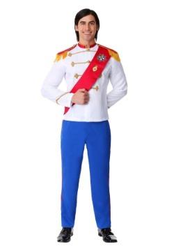 Disfraz de Príncipe Encantador talla extra para hombre