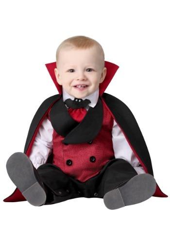 Disfraz del conde Dracula para bebé