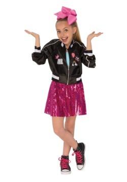 Disfraz chaqueta Jojo Siwa para niños