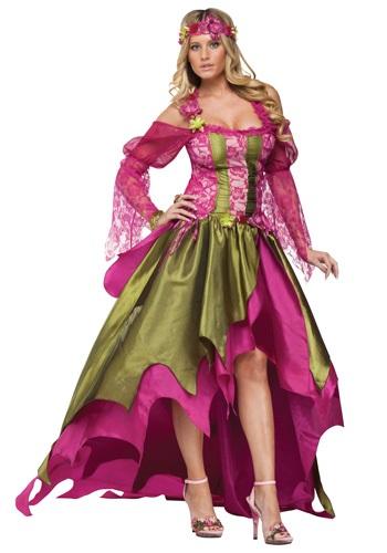 Disfraz de reina hada