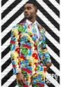 OppoSuits Marvel suit1 masculino