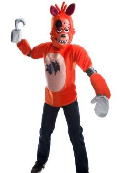 Disfraz de Foxy deluxe para niños de Five Nights at Freddy's