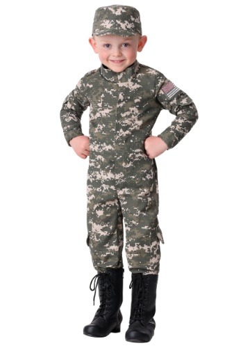 Uniforme de combate moderno para niños pequeños