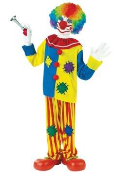 Disfraz infantil de payaso Big Top