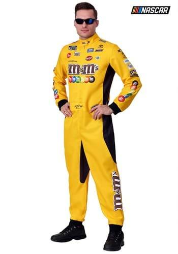 Disfraz uniforme NASCAR Kyle Busch talla extra