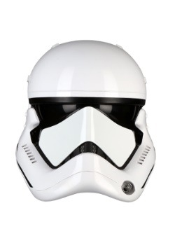 El último Jedi First Order Stormtrooper Replica Casco