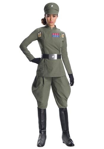 Disfraz de mujer de oficial imperial Premium de Star Wars