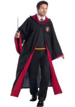 Disfraz de estudiante de lujo Gryffindor adulto