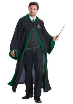 Disfraz de estudiante Slytherin deluxe para adulto