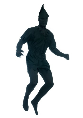 Disfraz de sombra de Peter Pan para hombre