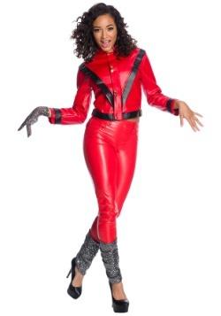 Disfraz de Michael Jackson para mujer premium