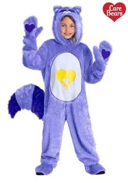 Care Bears & Cousins Traje de mapache de corazón brillante