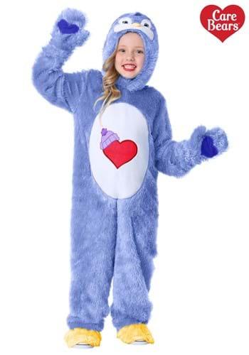 Care Bears & Cousins Niño pequeño Cosy Heart Penguin Costu