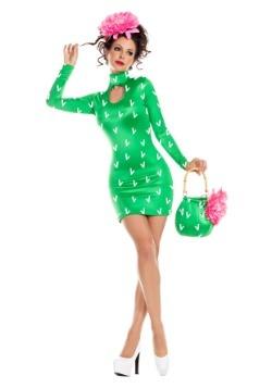 Disfraz de cactus sexy para mujer
