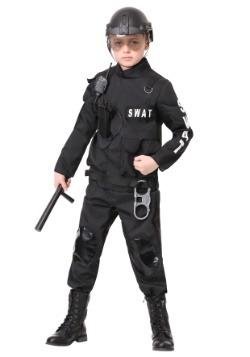 Traje de SWAT Commander de los niños