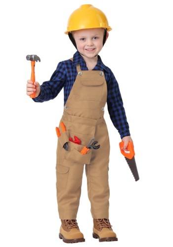 Traje de trabajador de construcción
