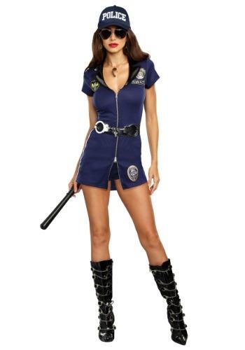 Disfraz de policía SWAT para mujer