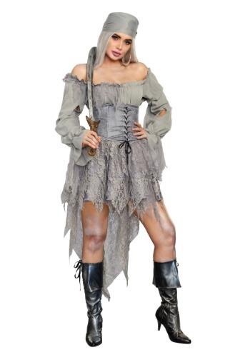 Disfraz para mujer Ghost Pirate