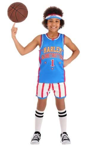 Traje de uniformes para niños Harlem Globetrotters