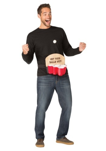 Disfraz Dong Pong para hombre