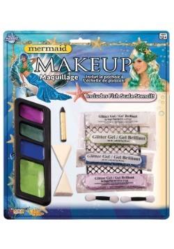 Kit de maquillaje para sirena