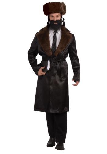 Disfraz de rabino para hombres