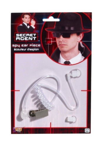 Agente secreto Ear Piece