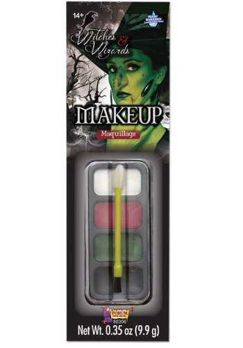 Kit de maquillaje de bruja malvada