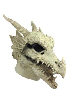 Máscara de esqueleto de dragón para adulto