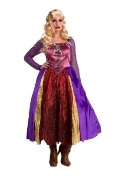 Disfraz de bruja Salem tonta de mujer