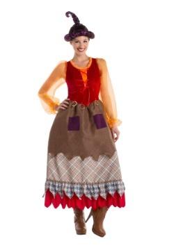 Disfraz de Bruja Hermana Goofy Salem para mujer