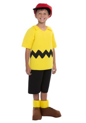 Disfraz de Charlie Brown para niño