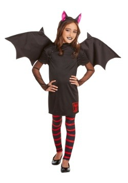 Hotel Transylvania Winged Mavis Girls Costume