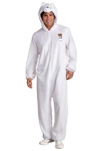Disfraz de Ice Bear de We Bare Bears para hombre