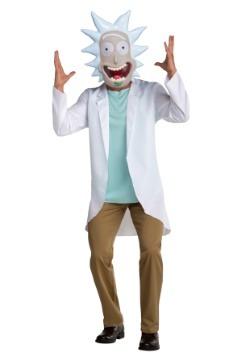 Disfraz de Rick y Morty Rick para adulto