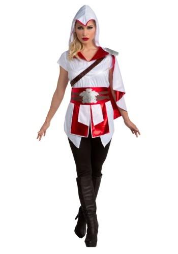 Disfraz Assasin's Creed II Ezio para mujer