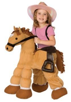 Disfraz de paseo en poni para niño pequeño