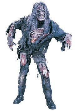 Disfraz de zombi para adolescente