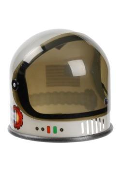 Casco de Astronauta de Plata para Niños