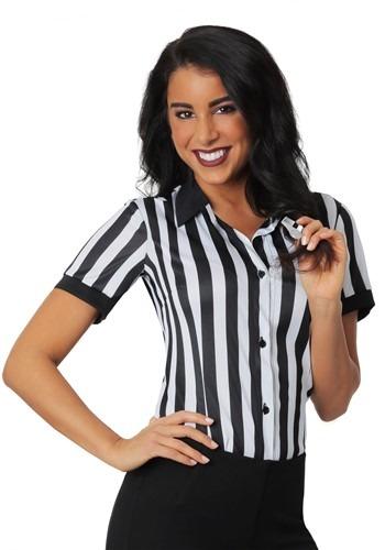 Camisa de árbitro de mujer talla grande