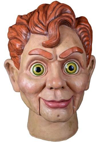 Máscara de Slappy de Dummy de Goosebumps