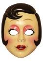 La máscara Pinup Vaccuform de extraños
