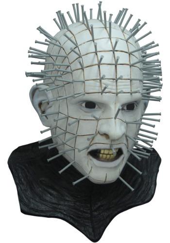 Máscara Hellraiser III Pinhead Deluxe